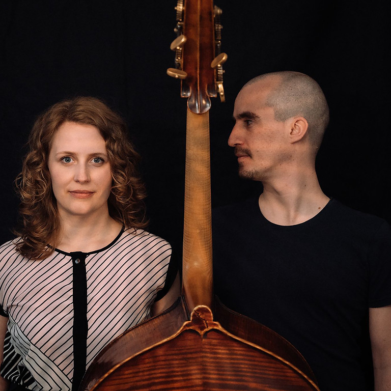 Lydia Schiller & David Andres alias Deep Talk