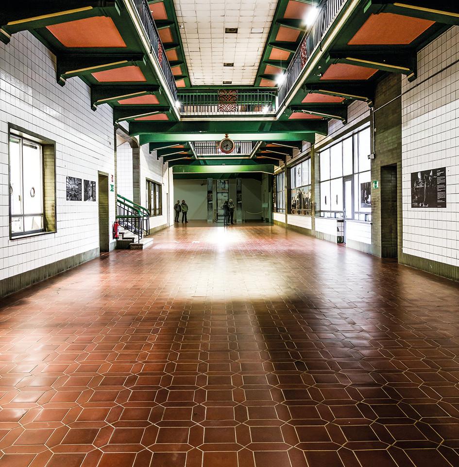 Die Lohnhalle