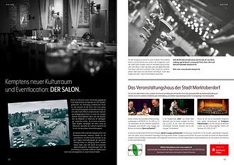 WD Magazin DER SALON