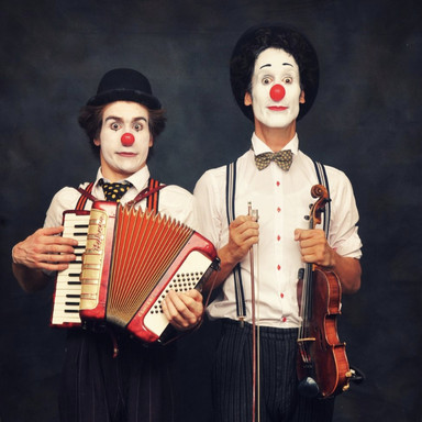 Clowns for Humanity DER SALON