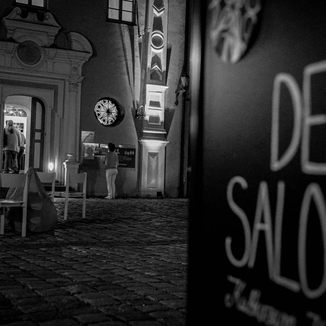 DER SALON Kunstnacht