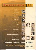 Libro sobre la ciudad de Barcelona y sus personajes