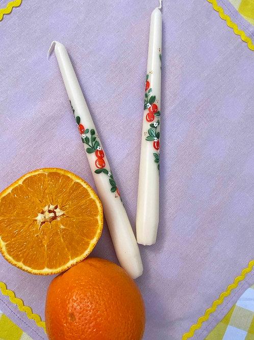 orangecello candle