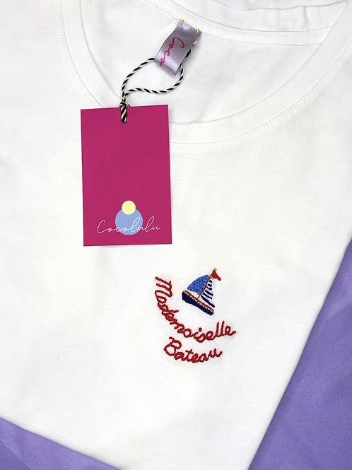 Bateau organic cotton T-shirt