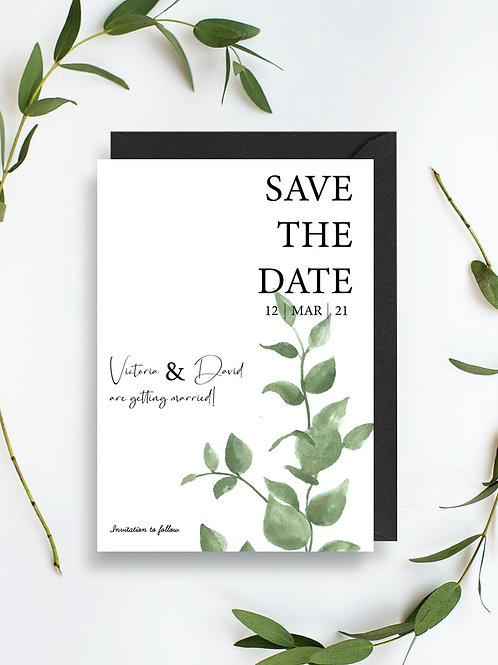 Vert Save the Date