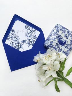 Chinoiserie Blue
