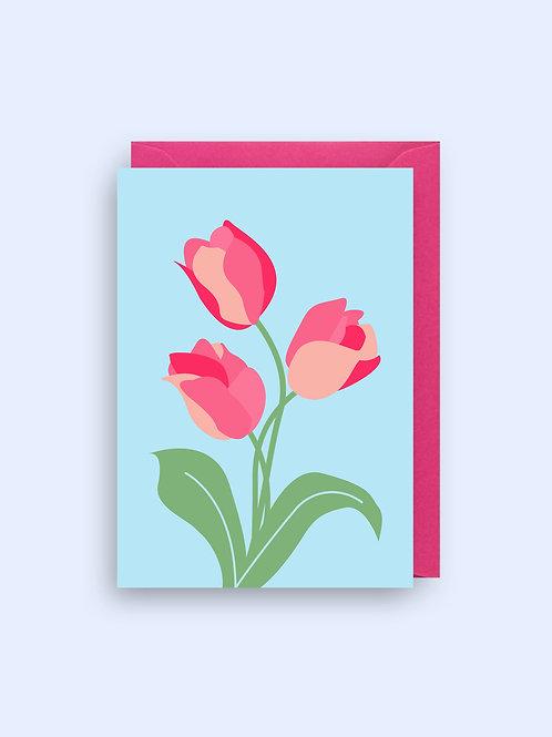 Be my tulip