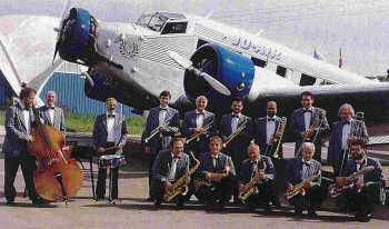 Bigband Nostalgie Swingers JU 52