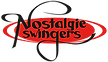 Big Band Logo Nostalgie Swingers