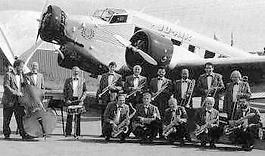 Nostalgie Swingers Bigband JU-52