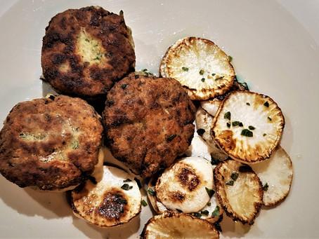 Les boulettes hongroises - fasírt - de Maman avec du porc et du veau