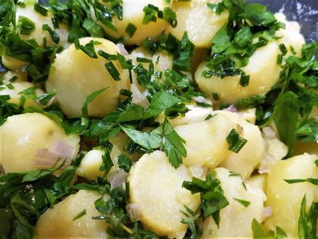 La meilleure salade de pommes de terre du monde