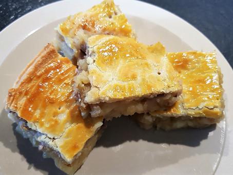 Almás pite (gâteau de pommes)