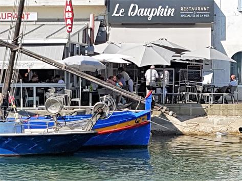 Coup de fourchette : Le dauphin, un formidable restaurant tenu par une famille de pêcheurs