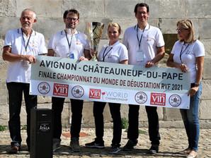 Coup de projecteur : La Hongrie championne du monde 2021 de dégustation de vin