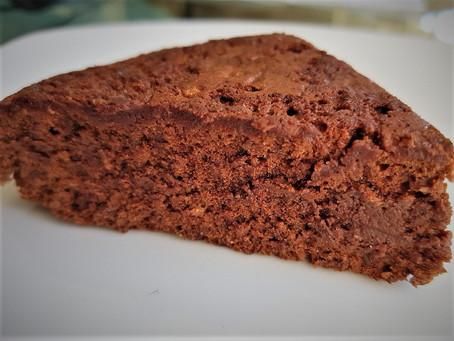 Gâteau au chocolat de Maman à la poudre d'amande (sans beurre ni farine)