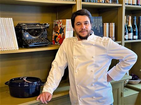 Coup de cœur pour Yann Le Port, un Chef positif et généreux
