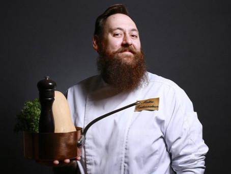 Coup de projecteur sur un chef solognote au look texan et plein d'humour