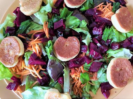 Quenelles en salade : le truc malin pour un déjeuner léger