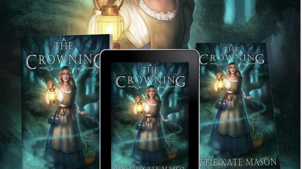 *SIGNED PAPERBACK* The Crowning (Book 1)