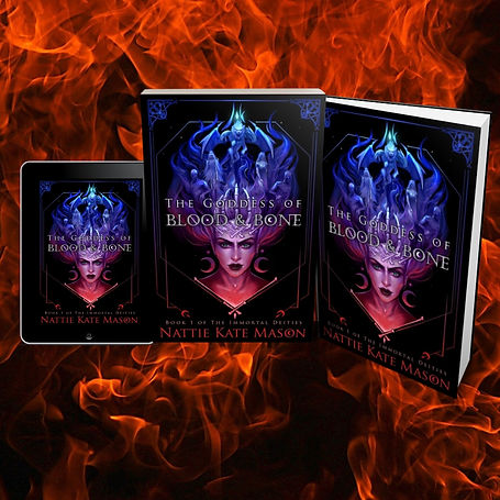 goddess of blood and bone 3 format promo