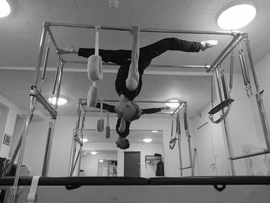 Split-Hanging på cadillac