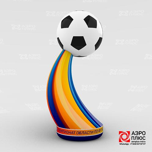 Надувная декорация Мяч в полете