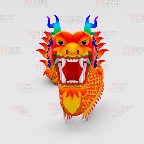 Надувной дракон для китайского ресторана