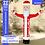 Thumbnail: Надувной дед Мороз зазывала