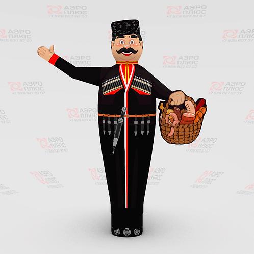Надувная фигура Кубанский казак