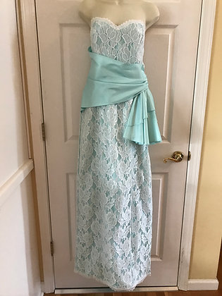 Vintage Nadine Prom Special Occasion Dress