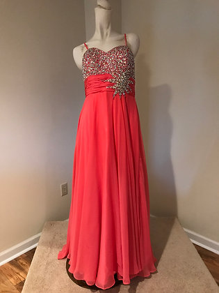 Tony Bowls Prom Special Occasion Dress