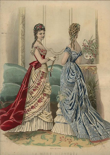 New vintage and designer resale special occasion dresses for mother of the bride, prom, pageant, ballroom and theater.