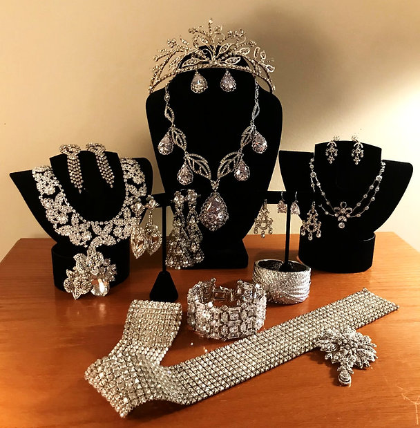 New and vintage bridal and special occasion Jewelry