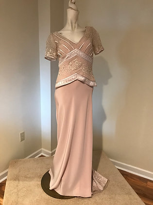 Montage by Mon Cherie Wedding or Special Occasion Dress