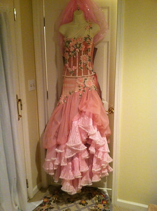 Mike Benet Vintage Pageant / Prom Dress