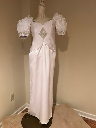 Rose Taft Couture Wedding Dress