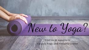 Beginner's Guide to Yoga!