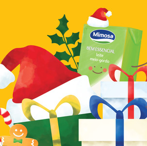 Mimosa Milk - Christmas