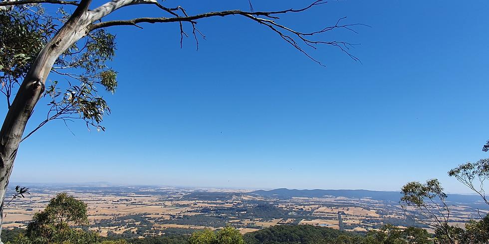 Sound Medicine Hike - Mount Macedon