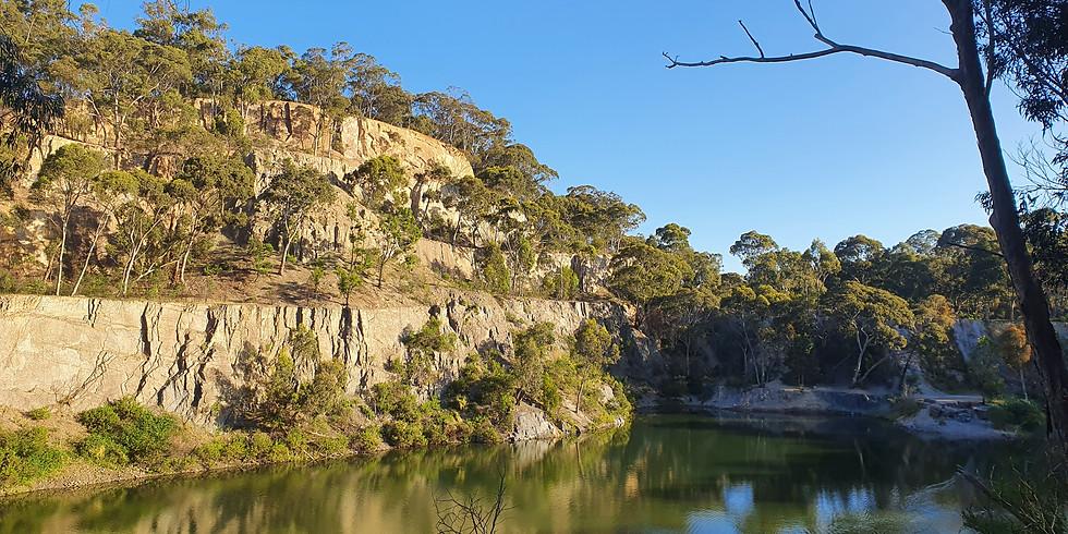 Sound Medicine Hike - Plenty Gorge