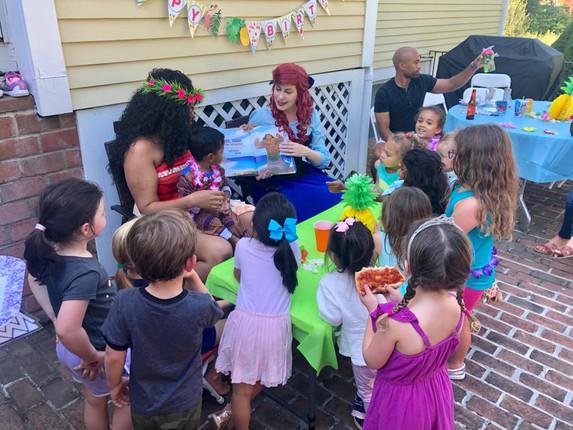 Wayfinder Princess + Mermaid Princess