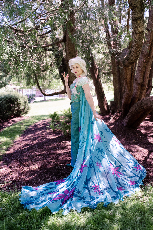 Snow Queen (spring)
