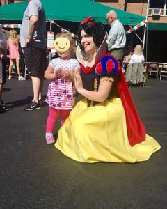 Fairest Princess poses