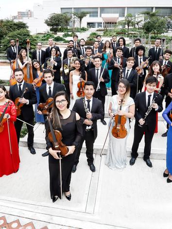 Orquesta Filarmónica Juvenil - OFB