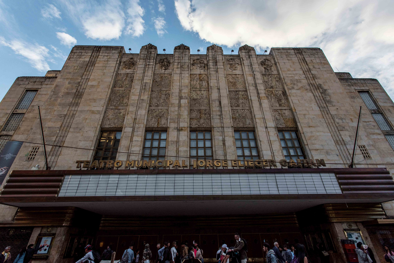 Teatro Municipal Jorge Eliécer Gaitán