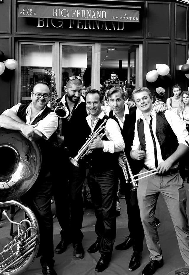 fanfare Funk Jazz swing