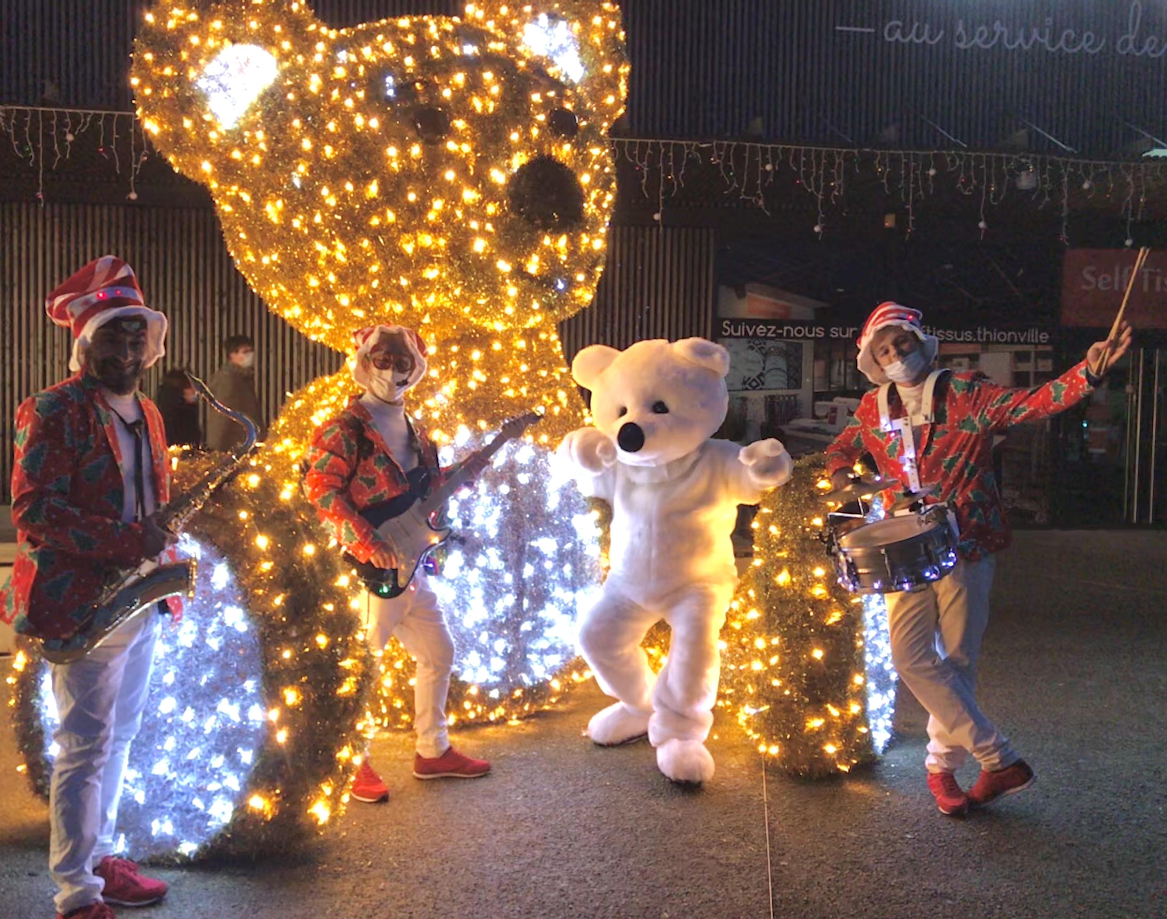 Swing Noël