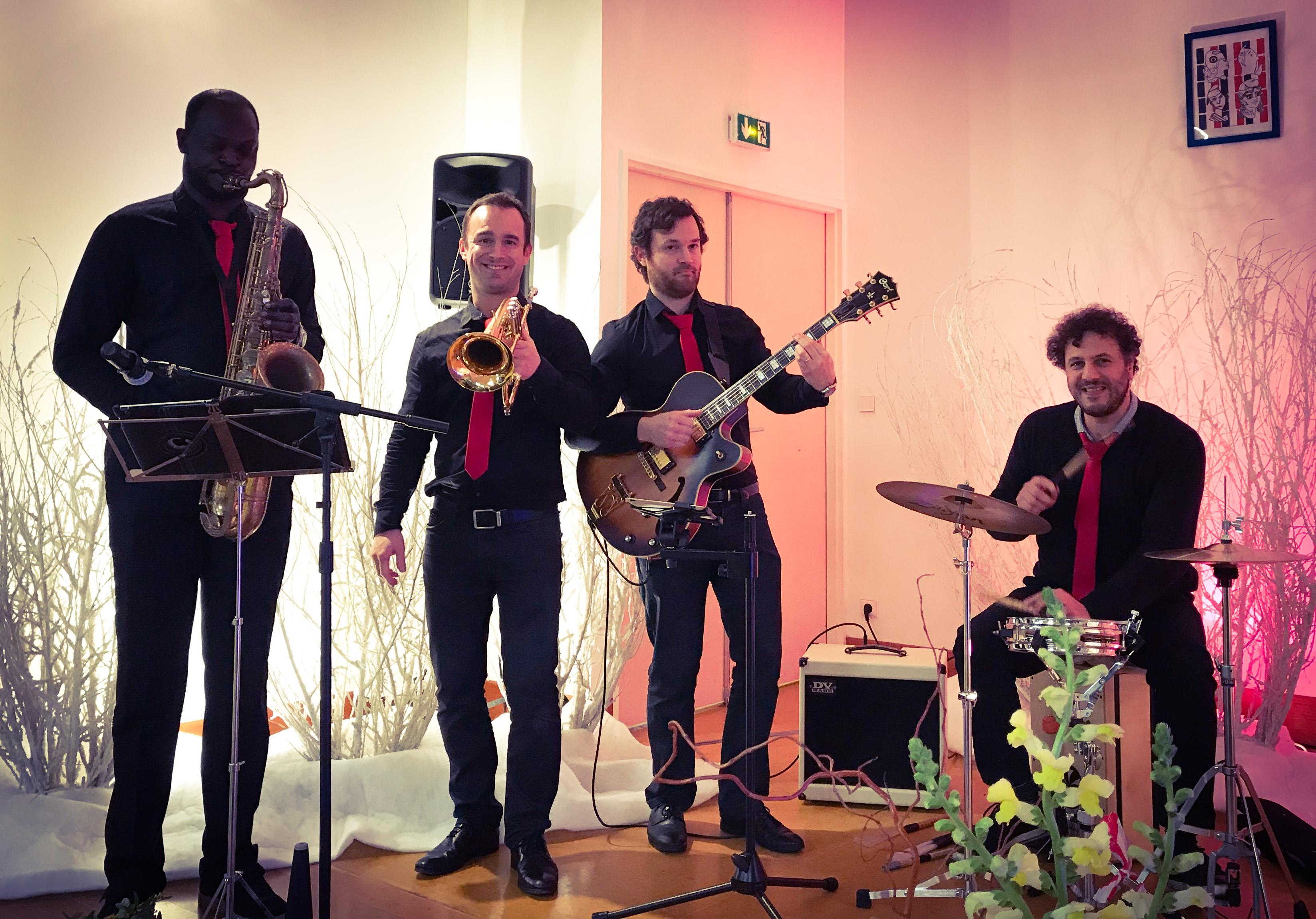 banda paname Quartet