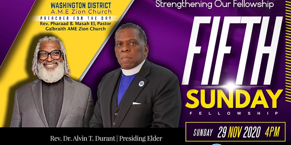 Fifth Sunday Fellowship
